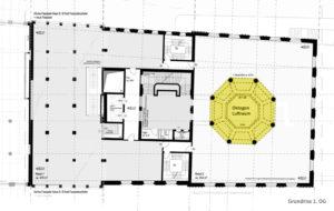 Alter Wall 2-8 Grundriss