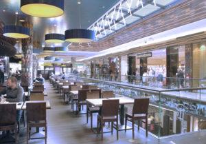 Mall of Berlin Foodcourt